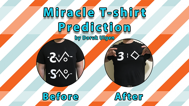 Miracle T-shirt Prediction (X-Large) by Doruk Ulgen