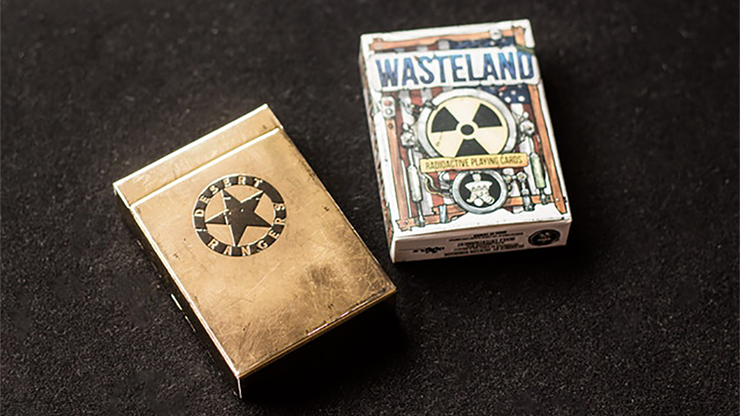 Wasteland Desert Ranger Edition Playing Cards - Jackson Robinson