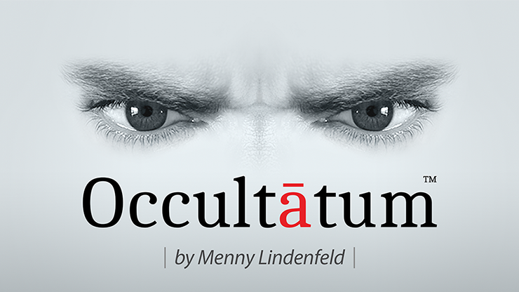 Occultatum - Menny Lindenfeld
