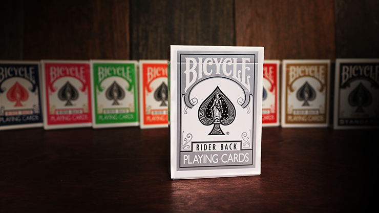 Cartas Bicycle Silver Playing Cards