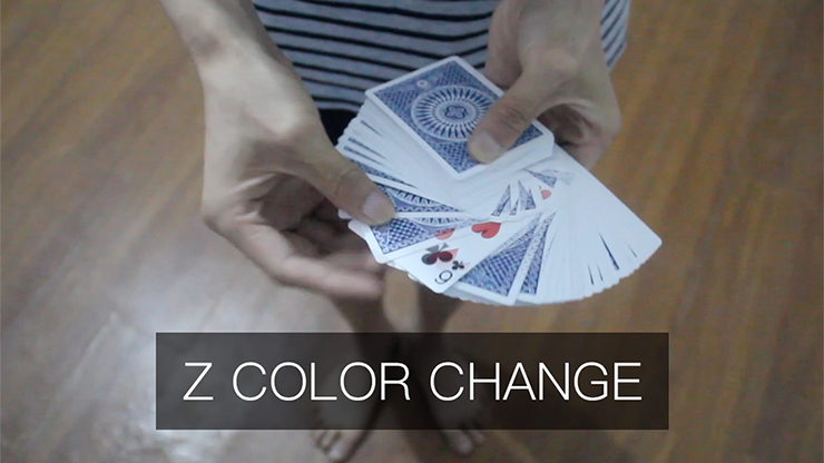 Z Color Change by Ziv video DOWNLOAD