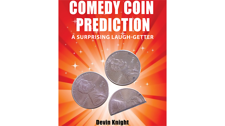 Comedy Coin by Devin Knight
