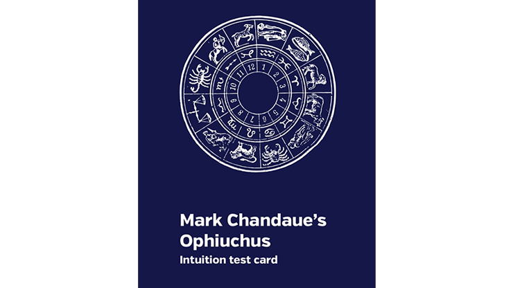 Mark Chandaue's Ophiuchus - Trick