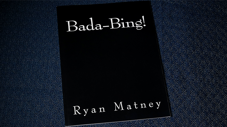 Bada-Bing! by Ryan Matney - Book
