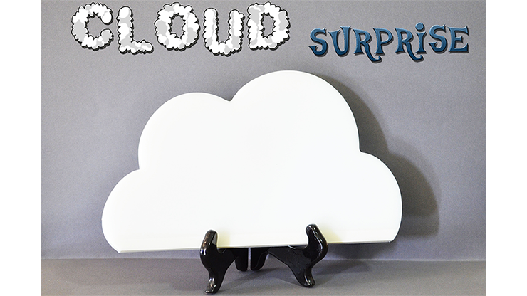Cloud Surprise by Amazo Magic