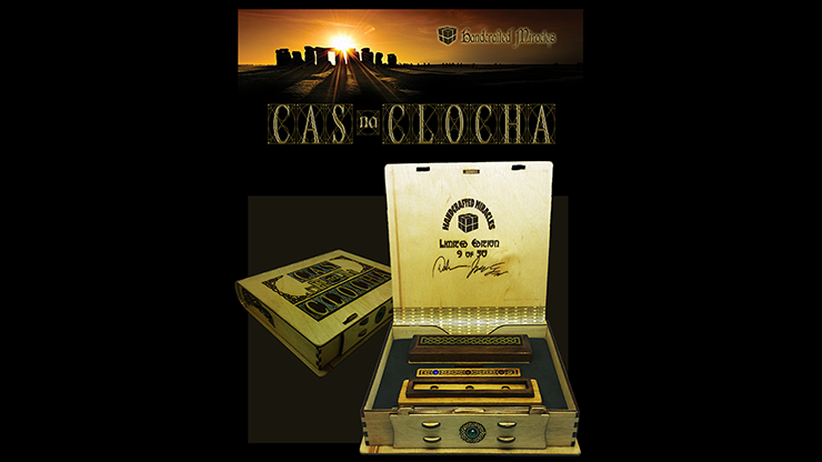 Cas na Clocha (Collectors/50) by Hand Crafted Miracles - Trick