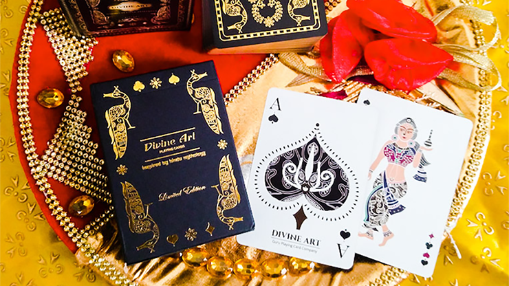 Divine Art Playing Cards