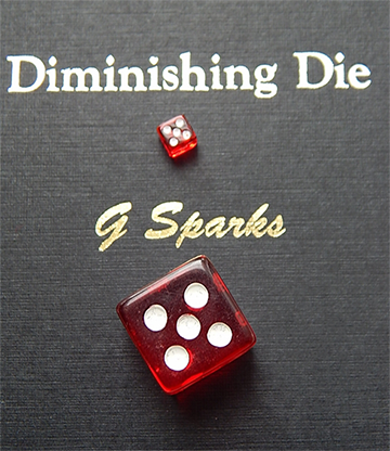 Diminishing Die (Red) by G Sparks