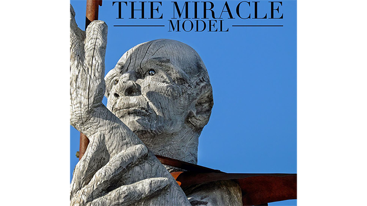The Miracle Model by Jason Messina Mixed Media DOWNLOAD
