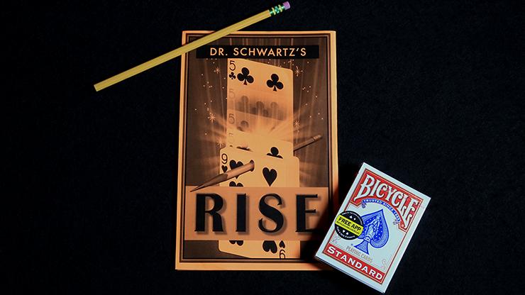 RISE by Martin Schwartz - Trick