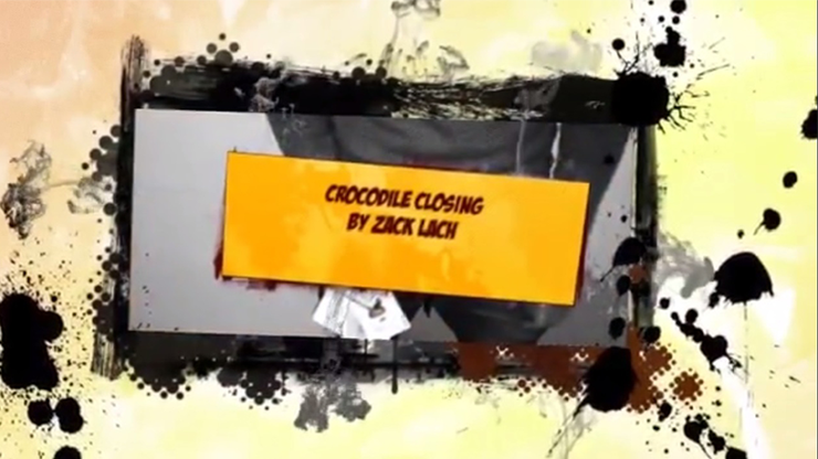 Crocodile Closing Video DOWNLOAD