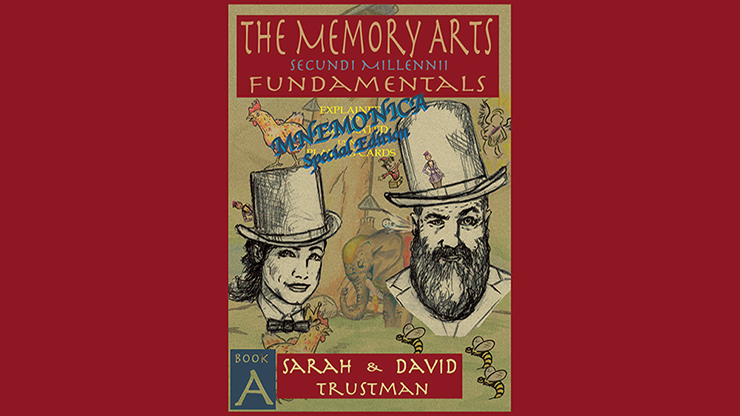 The Memory Arts Book A Mnemonica Special Edition by Sarah and David Trustman eBook DOWNLOAD