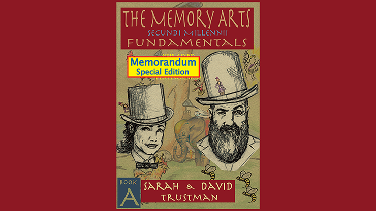 The Memory Arts Book A Memorandum Edition by Sarah and David Trustman eBook DOWNLOAD