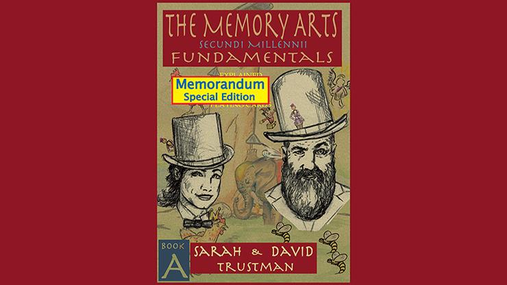 The Memory Arts, Book A - Memorandum Edition by Sarah and David Trustman eBook DOWNLOAD