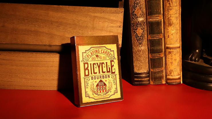 Carti de joc Bicycle Bourbon