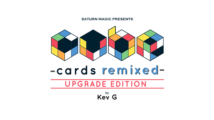 Cube Cards Remixed Upgrade Edition - Kev G