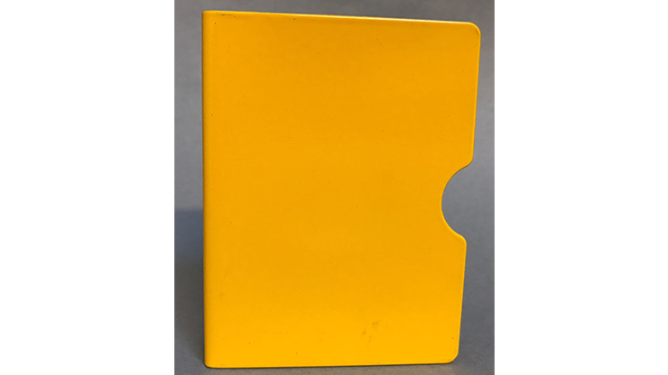 Card Guard (Yellow) by Bazar de Magia