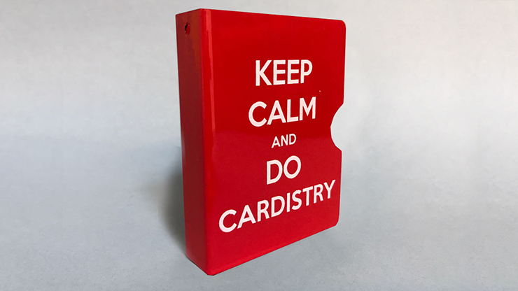 Keep Calm and Do Cardistry Card... MagicWorld Magic Shop