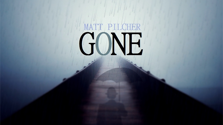 GONE by Matt Pilcher