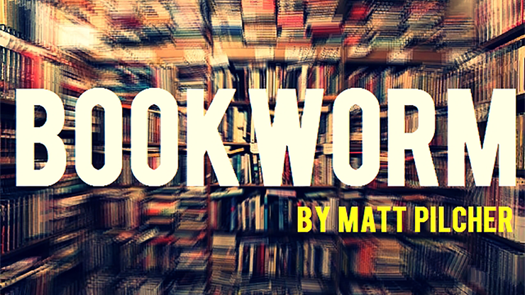 BOOKWORM by Matt Pilcher