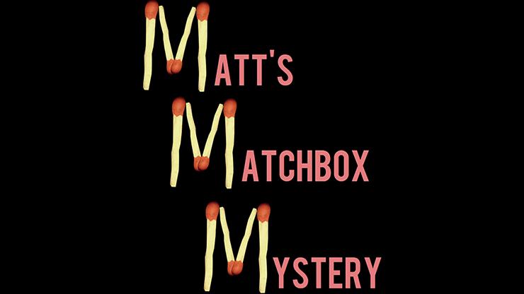 MATT'S MATCHBOX MYSTERY by Matt Pilcher video DOWNLOAD