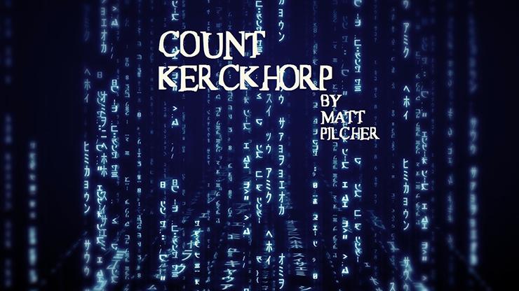COUNT KERCKHORP Video DOWNLOAD