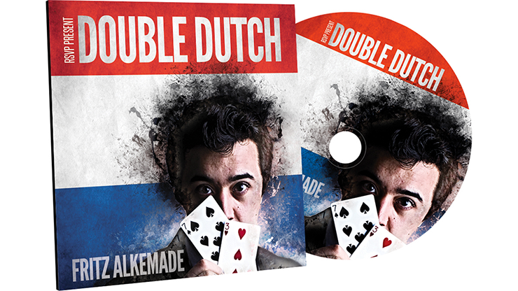 Double Dutch - Fritz Alkemade - DVD