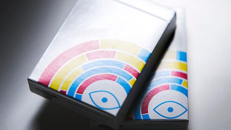 Wonder Playing Cards Printed at US Playing Cards - David Koehler