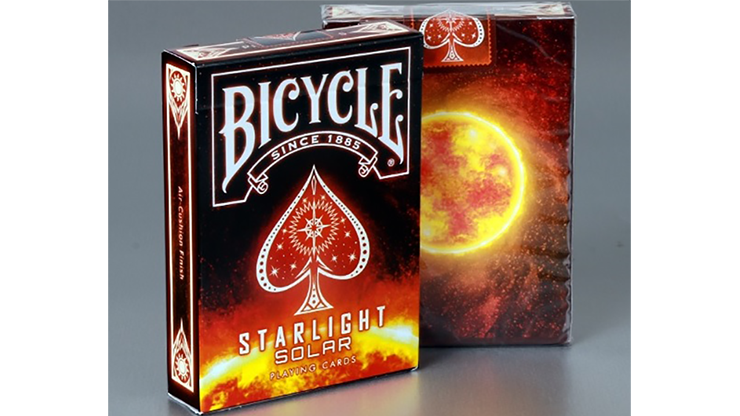 Cartas Bicycle Starlight Solar Playing Cards - Collectable Playing Cards