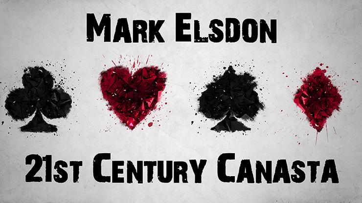 21st Century Canasta - Mark Elsdon