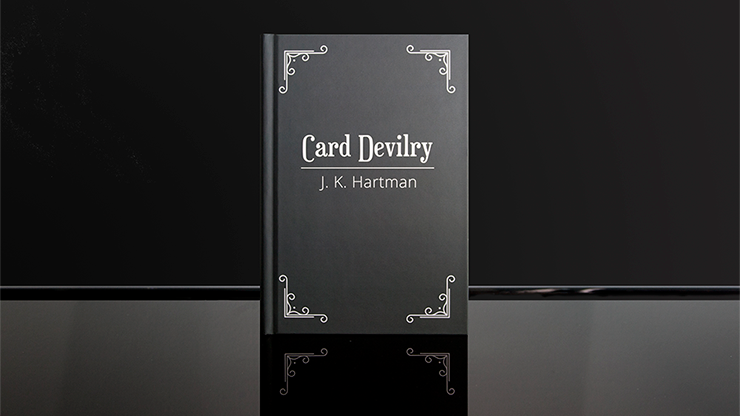 Card Devilry by J.K. Hartman - Book