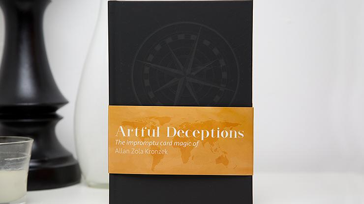 Artful Deceptions - Allan Zola Kronzek - Libro de Magia
