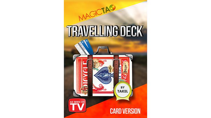 Travelling Deck Card Version Blue (Gimmick & Instrucciones Onlin