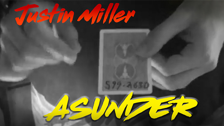 Asunder by Justin Miller video DOWNLOAD