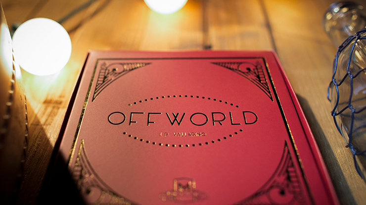 Off World (Gimmick and Online Instructions) by JP Vallarino