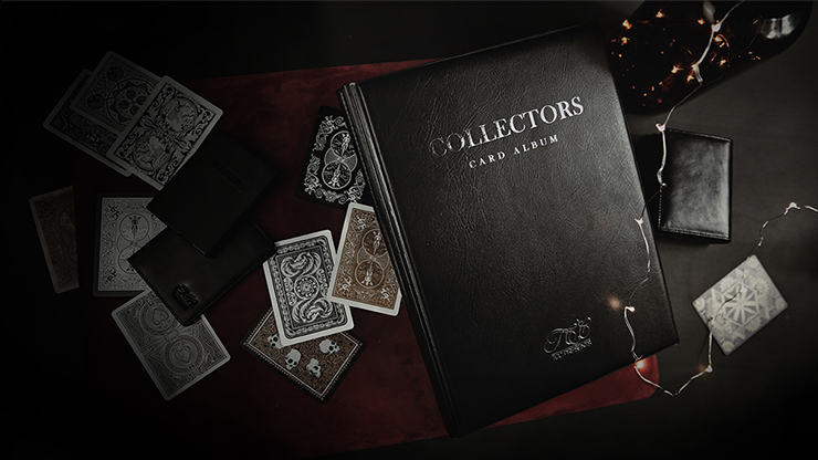 Collectors Card Album by TCC