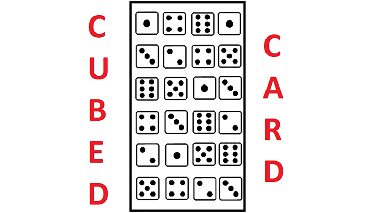 Cubed Card - Catanzarito Magic
