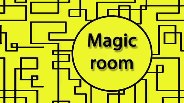 Magic Room by Sandro Loporcaro