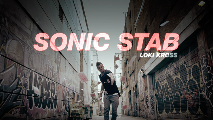 Sonic Stab by Loki Kross - DVD