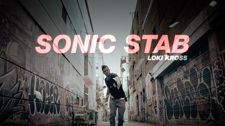 Sonic Stab - Loki Kross - DVD