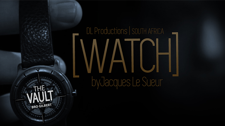 WATCH by Jaques Le Sueur - Mixed Media Download