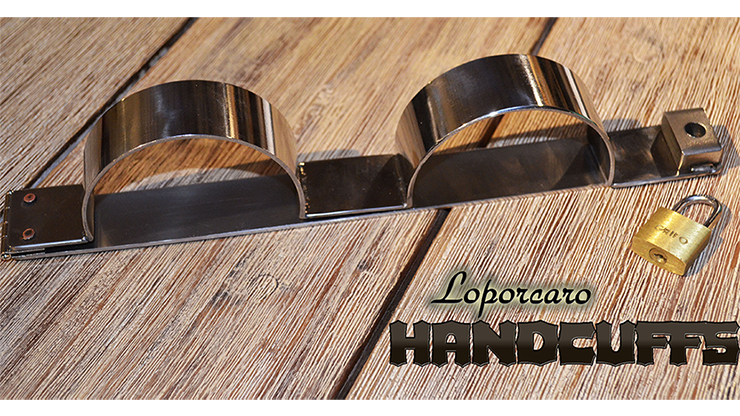 Loporcaro Handcuffs - Amazo Magic