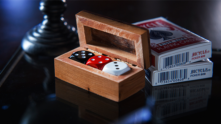 Mental Dice by Marc-Antoine MagicWorld Magic Shop
