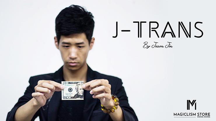 J-TRAN$ - Jason Jin