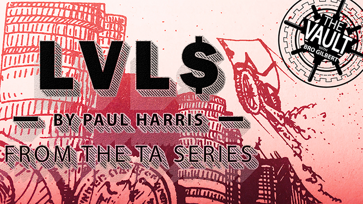 The Vault LVL$ by Paul Harris video DOWNLOAD
