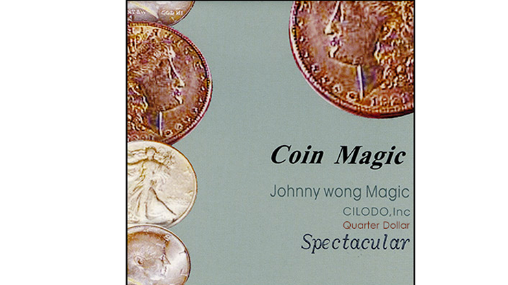 Spectacular (Quarter Dollar) - Johnny Wong