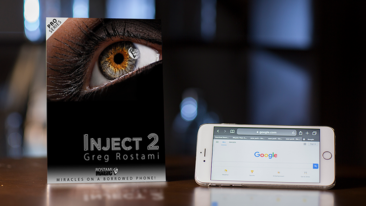 Inject 2 System by Greg Rostami MagicWorld Magic Shop