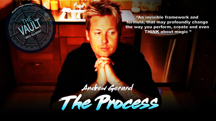 The Vault The Process by Andrew Gerard (Two Volume) video DOWNLOAD