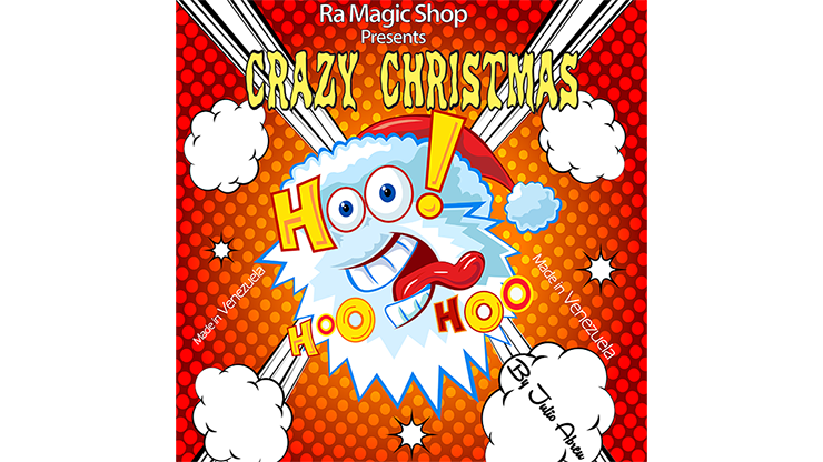 Crazy Christmas (Crazy Carrot Version) by Julio Abreu and Ra Magic
