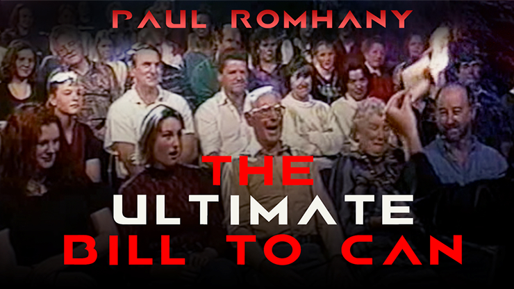 The Ultimate Bill to Can by Paul Romhany